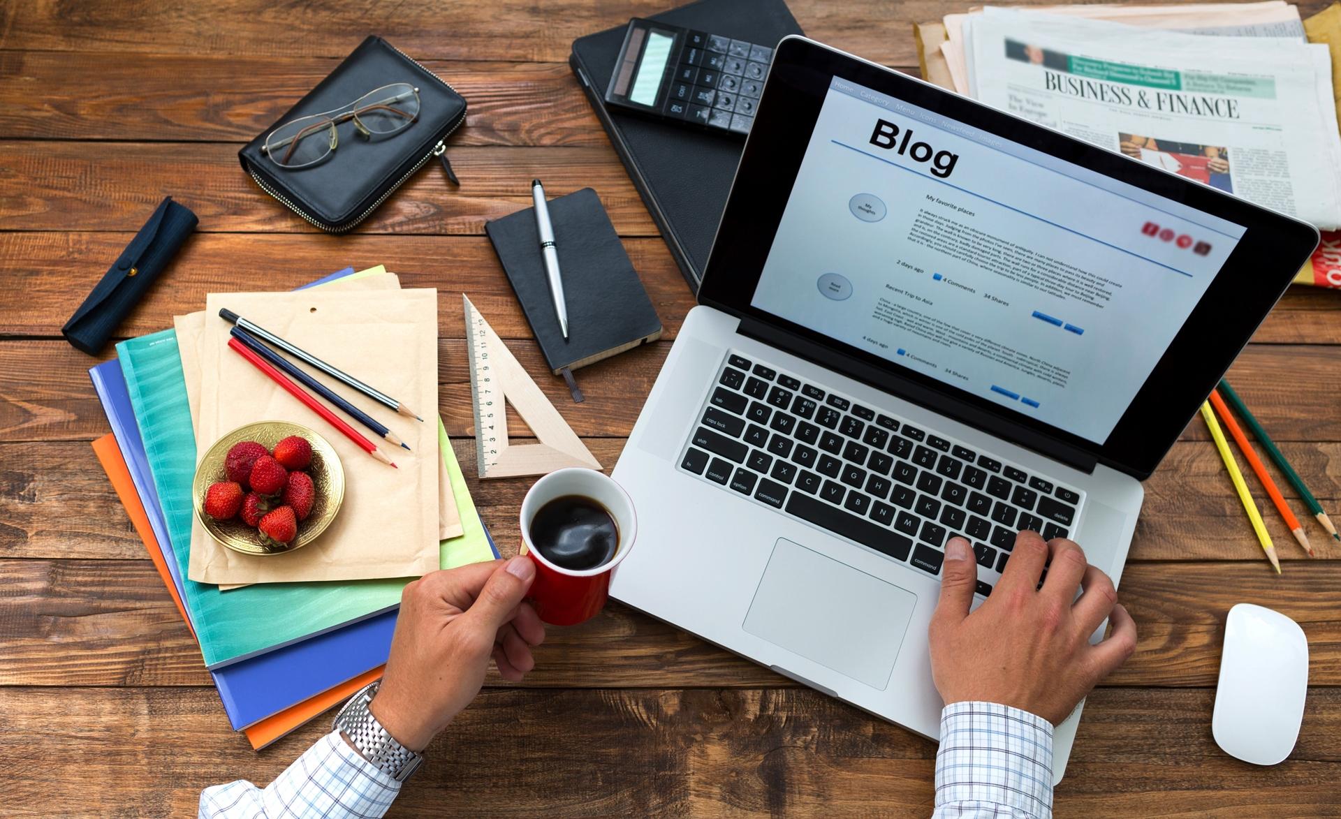 Кто такой блог?